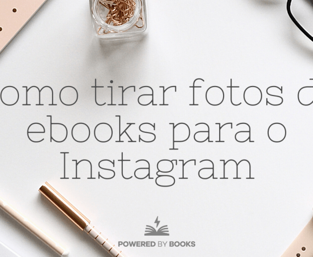fotos de ebooks para o instagram
