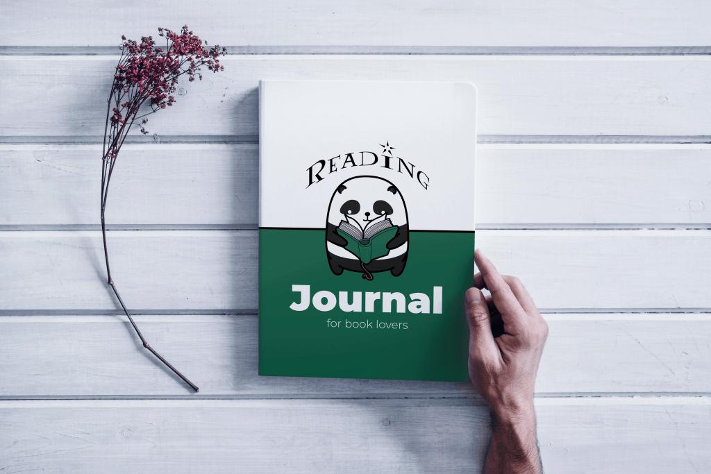 book log reading panda edition