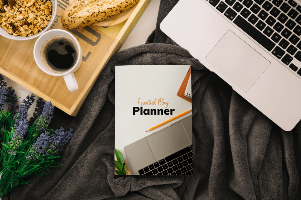 Blog planner busy blogger edition