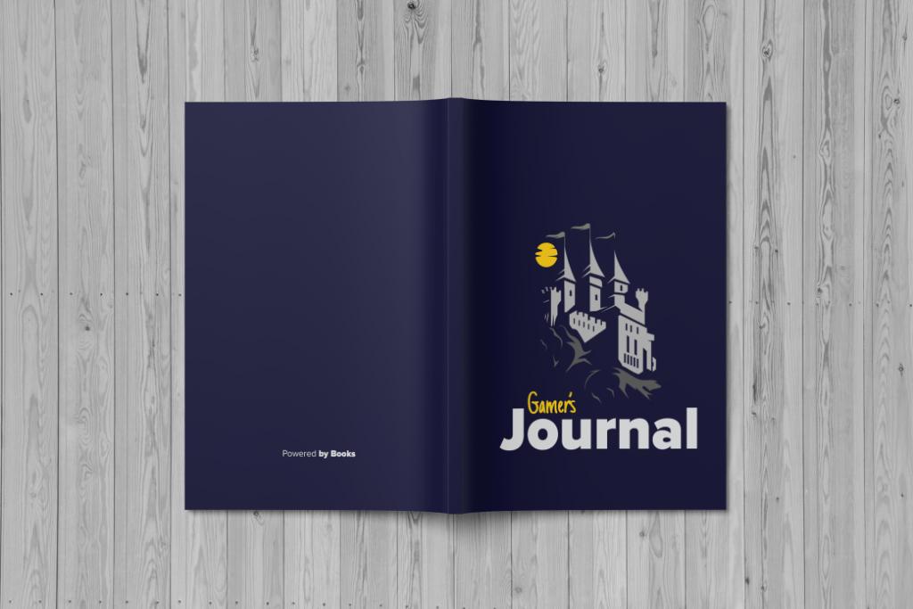Gamer's Journal Dark Castle Edition