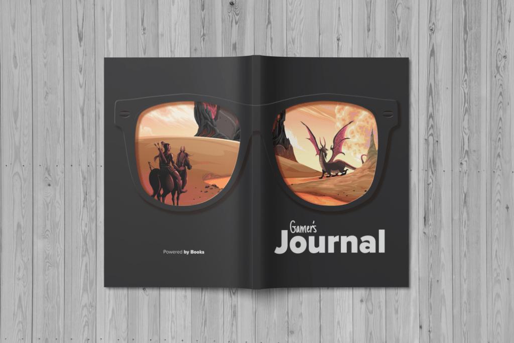 Gamer's Journal Virtual Reality Edition