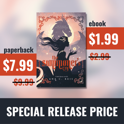 Special release price The Summoner's Cry